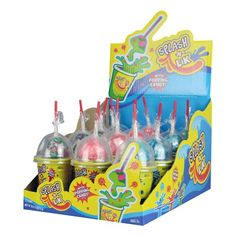 Splash-N-Lik™ with Popping Candy - Case Raspberry, Strawberry, Your Mouth, Different Textures, The Unit, Candy, Pop, Board, Productivity