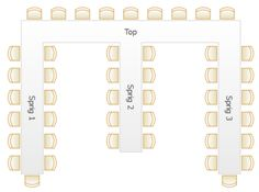 canteen style wedding table plan weddings pinterest table