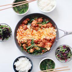 【簡単レシピ】人気の「タッカルビ」の作り方! | 「ロング&スロー ごはんとくらし」ウエキ トシヒロ OFFICIAL BLOG Powered by Ameba