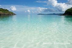 Antigua's Beaches--unbelievably beautiful!