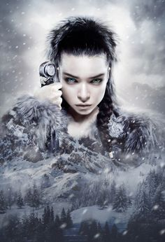 Zlatina Zareva / Shannon - fantasy, sci-fi