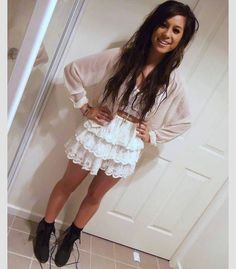 Cute going out dress