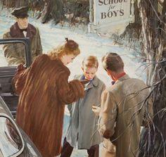 Harry Anderson | 1906-1996 | American Award Winning Artist
