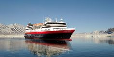 NEW SHIP! MS Spitsbergen  More Fjords. More Activities. More Time.