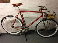 The sausage bike!