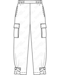Magazin Schnitt Cargohose 01/2020 #126 Pumps, Trousers, Plus Size, Inspiration, Fashion, Trousers Fashion, Bags, Trouser Pants, Biblical Inspiration