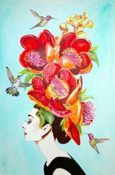 Artist Spotlight Series: Ashley Longshore   The English Room