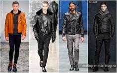 Осение куртки пальто шубы муржские