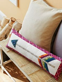 Arrow Dynamic by designer @MyQuiltDiet. Fabrics are from the Rustique collection by Emily Herrick for @mmillerfabrics.