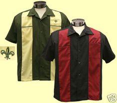 Rockabilly dress Style for Men   So, Zo...': The Rockabilly Bowling Shirt