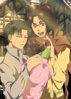 Gunslinger Girl, Hanji And Levi, Attack On Titan 2, Ajin, Levihan, Fate Stay Night, Anime Ships, We Heart It, Deviantart
