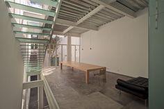 casa-estudio-hxmx, Mexico