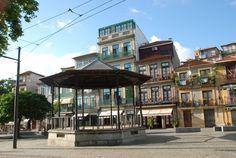 Reanimar os Coretos em Portugal: Porto