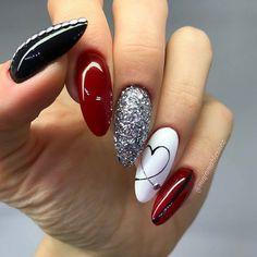 """3,642 Likes, 19 Comments - Дизайн ногтей (@idei_nogtey) on Instagram: """"Лучшие идеи дизайна ногтей здесь @idei_nogtey ! 1,2,3 или 4!? Что нравится больше Вам!?…"""""""