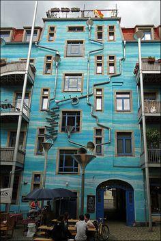Kunsthof Dresden Neustadt