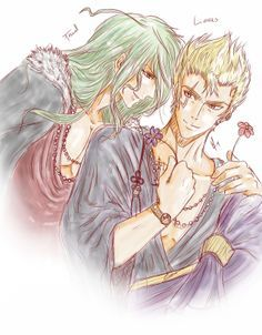 freed x laxus~ thAT's h0t