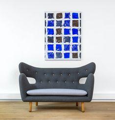 The famous Finn Juhl couch