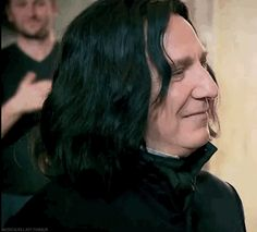 Snape And Hermione, Snape And Lily, Professor Severus Snape, Harry Potter Severus Snape, Severus Rogue, Alan Rickman Severus Snape, Harry Potter Characters, Harry Potter Universal, Harry Potter Movies