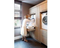 Practical laundry Keuken Stijlhuis - Landelijke  keuken - Keuken - Wonen.nl