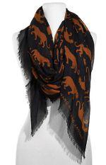 NOVEMBER 2011: Fashion I.Q. Marc Jacobs Scarf at Saks. http://sarasotamagazine.com/Articles/Past-Issues/2011/November-2011/Fashion-I-Q-.aspx# #SarasotaMagazine