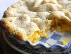 Need a little Earth Element in your life? Peach Pie You Can Eat for Breakfast.