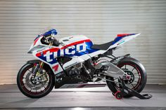 We've just unveiled the 2015 Tyco BMW S 1000 RR race bike - the one Guy Martin, William Dunlop and the BSB riders will all be on. You like?