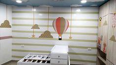 Habitación niño - pared frontal @amormiodiseno  www.amormio.com.co