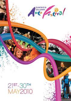 Arts Festival Brochures