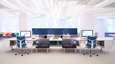 herman miller chicago showroom - Google Search
