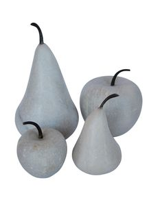 #Tim Clarke #marble pears