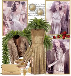 """""""New Year party"""" by milica-b3 ❤ liked on Polyvore"""