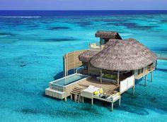 bali resorts over water - ค้นหาด้วย Google