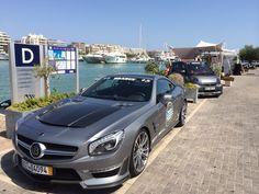 BRABUS at the Ibiza Mediterranean Grand Prix 2013
