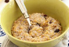 Coconut Plantain 'Rice' Pudding [Paleo, Vegan]