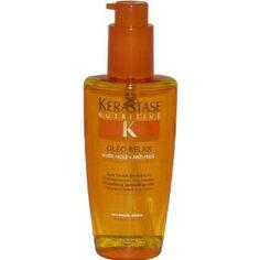 Kerastase Oleo Relax serum- works MIRACLES on my hair I tell you! Kerastase  Serum e554ffdb455