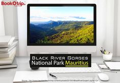 #BlackRiver #Gorges National Park is a national park in the hilly south-western part of Mauritius. Visit to #Mauritius : 1800 313 8138