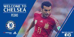 Ekpo Esito Blog: Chelsea sign Pedro from Barcelona