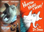 Horton Hears a Who!  Movie and book