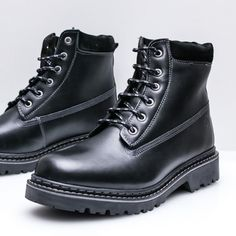 Ghete barbati Piele naturala imblanite negre Rampall Timberland Boots, Casual, Shoes, Fashion, Moda, Zapatos, Shoes Outlet, Fashion Styles, Shoe