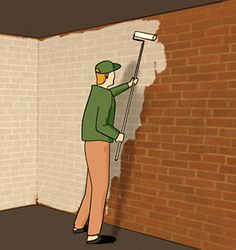 DIY: Waterproof Your Basement *In case I ever get a house with a basement.