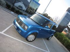 2004 NISSAN CUBE 1.4SX,5 SEATER,67,000KM,ONLY $7,900.00