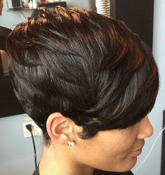 Short Hair Cuts, Pixie, Natural Hair Styles, Hairstyle, Lady, Haircuts, Nature, Gallery, Fashion