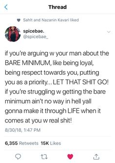 Let that shit go Bae Quotes, Quotable Quotes, Motivational Quotes, Inspirational Quotes, Random Quotes, Ghetto Quotes, In My Feelings, Queen Quotes, What Is Love