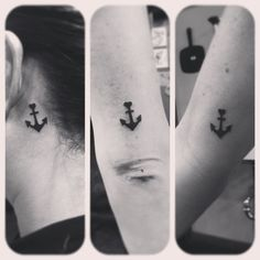 Anchor tattoo :: considering this