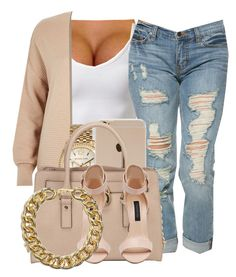 """""""have i been slackin"""" by lonna19thuggin ❤ liked on Polyvore featuring River Island, Michael Kors, MICHAEL Michael Kors and Forever New"""