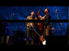 """The Avett Brothers Cover John Denver's """"Back Home Again"""" at Red Rocks"""