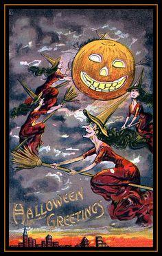 Halloween Greetings...