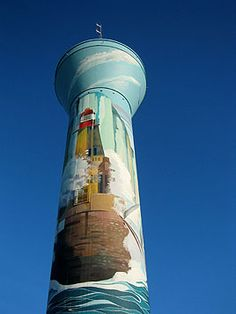 1000 Images About Creative Art Water Towers On