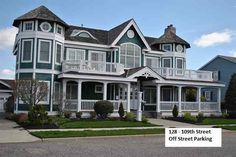 Stone Harbor, NJ.....love this syle home