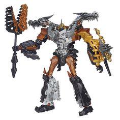 Transformers Age of Extinction Generations Leader Class Grimlock Fig- NIB Hasbro #Hasbro